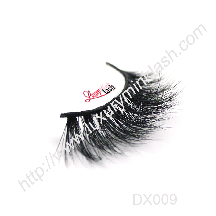 Luxury 3D Mink lashes-MX009